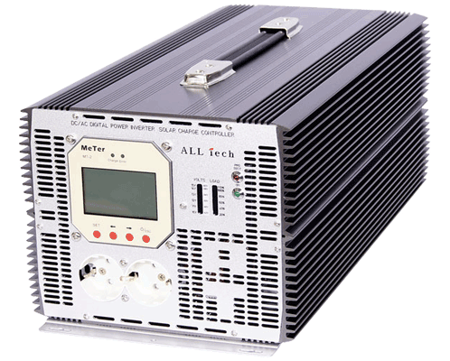 태양광 독립형 Buitt-in Solar Inverter 48V 6000W AT-SB6000